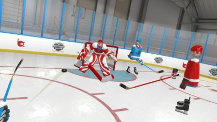 Hockey Player VR